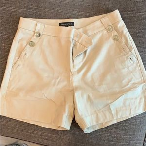 Cute banana republic shorts